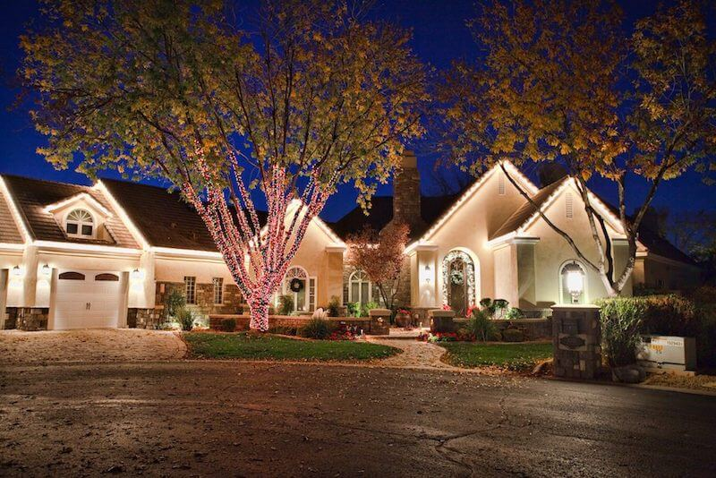Stay Off The Roof - Phoenix AZ Christmas Light Installation Experts