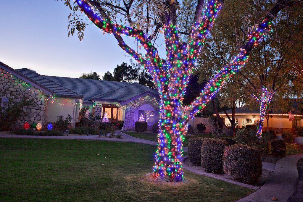 Stay Off The Roof Phoenix Az Christmas Light
