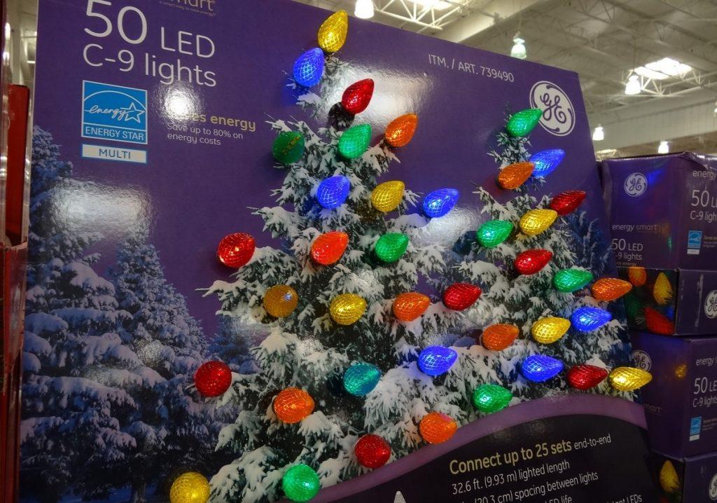 light emitting diode christmas lights