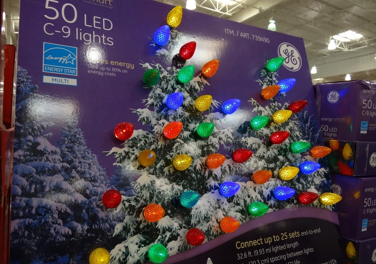 Christmas light energy cost calculator stay off the roof mozeypictures Gallery