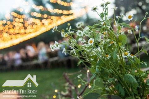 Wedding Reception Lights Phoenix AZ