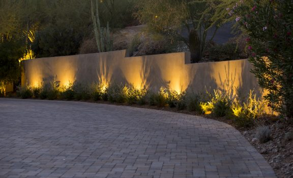 Phoenix AZ Landscape Lighting
