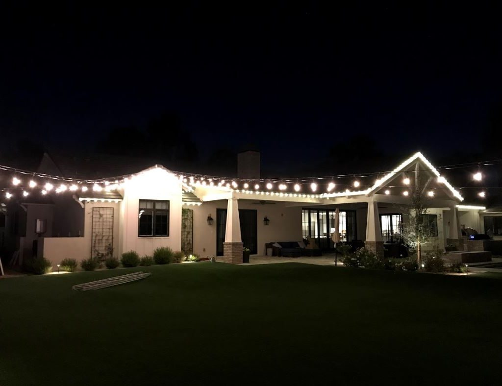 Landscape Lights Phoenix AZ