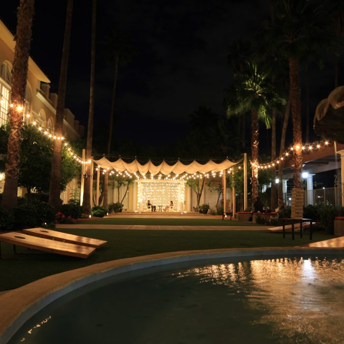 Commercial landscape lighting phoenix az