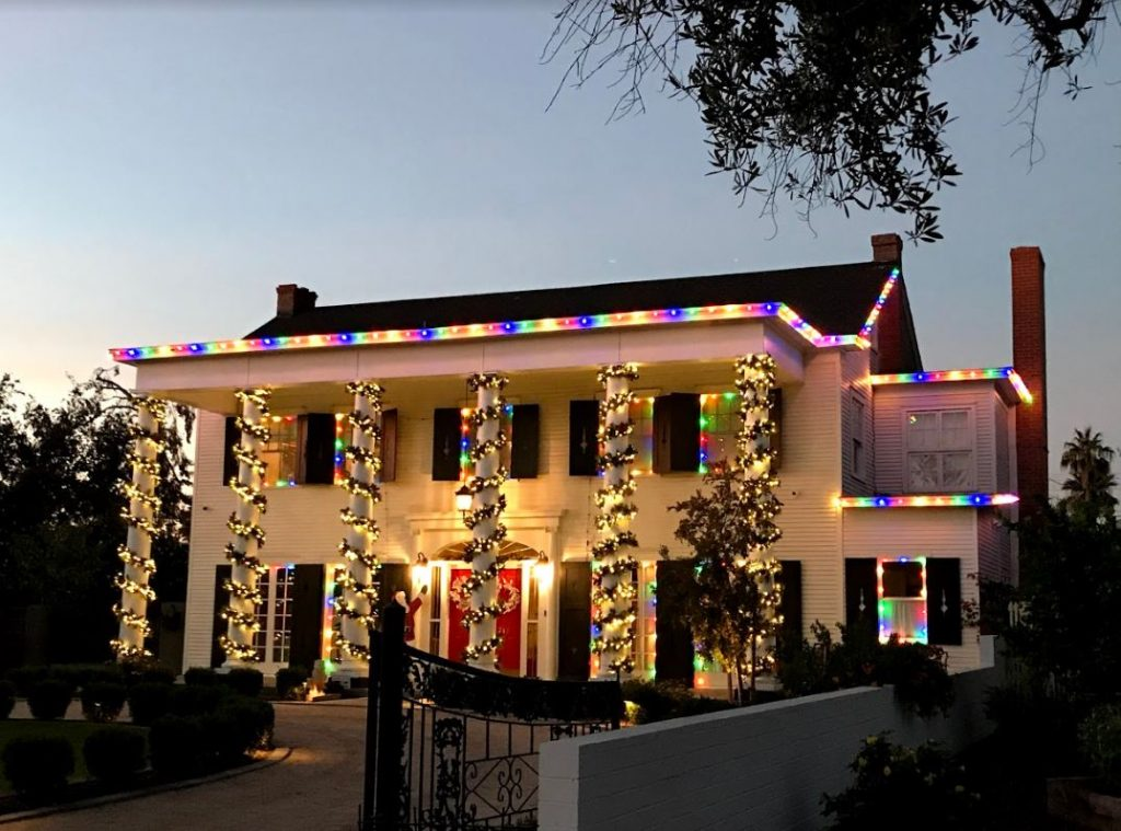 phoenix az christmas light installation
