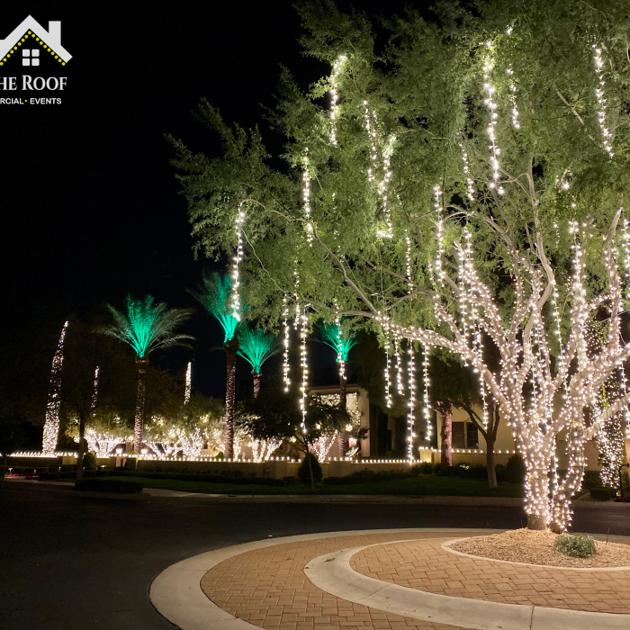 Christmas Light Installation Phoenix AZ