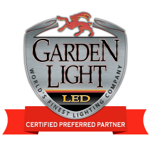 Garden Light LED Certified Installer